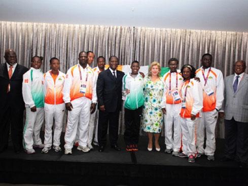 l'equipe ivoirienne