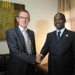 Coopération bilatérale : Le Président Guillaume Soro et l'Ambassadeur du Royaume de Belgique consolident leurs relations