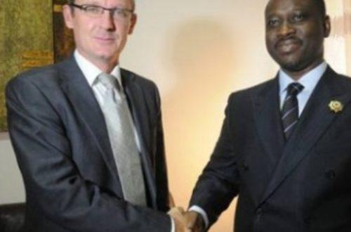 Article : Coopération bilatérale : Le Président Guillaume Soro et l'Ambassadeur du Royaume de Belgique consolident leurs relations