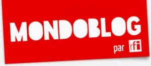 Logo Mondoblog- RFI