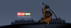 Photo de profil facebook de delestron
