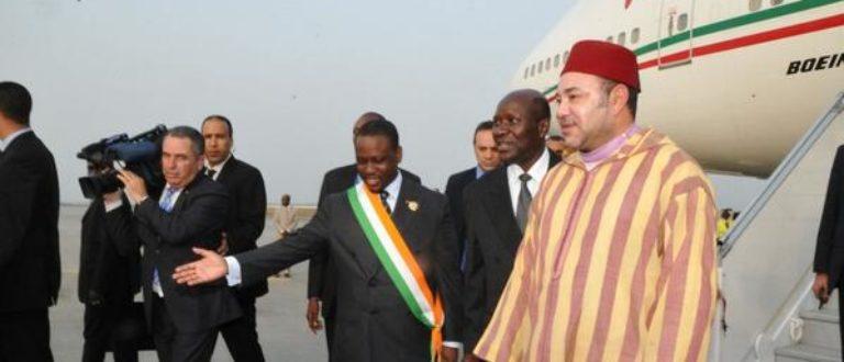 Article : Visite officielle du Roi Mohammed VI à Abidjan