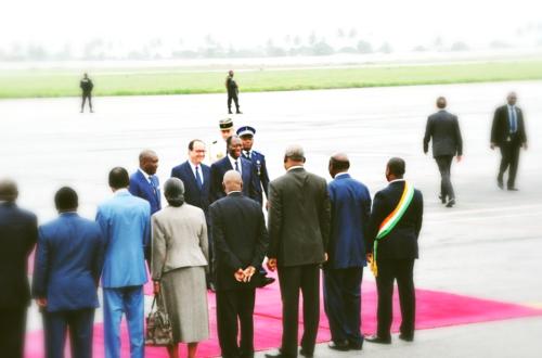 Article : Visite d'Etat ou visite officielle ?