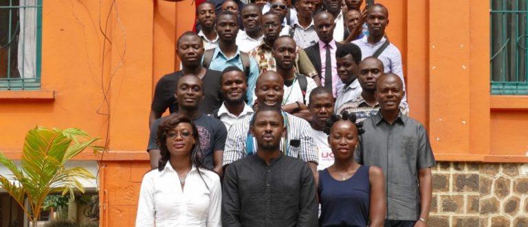 Article : Lesblogueursde Côte d'Ivoire se dotent d'une nouvelle association