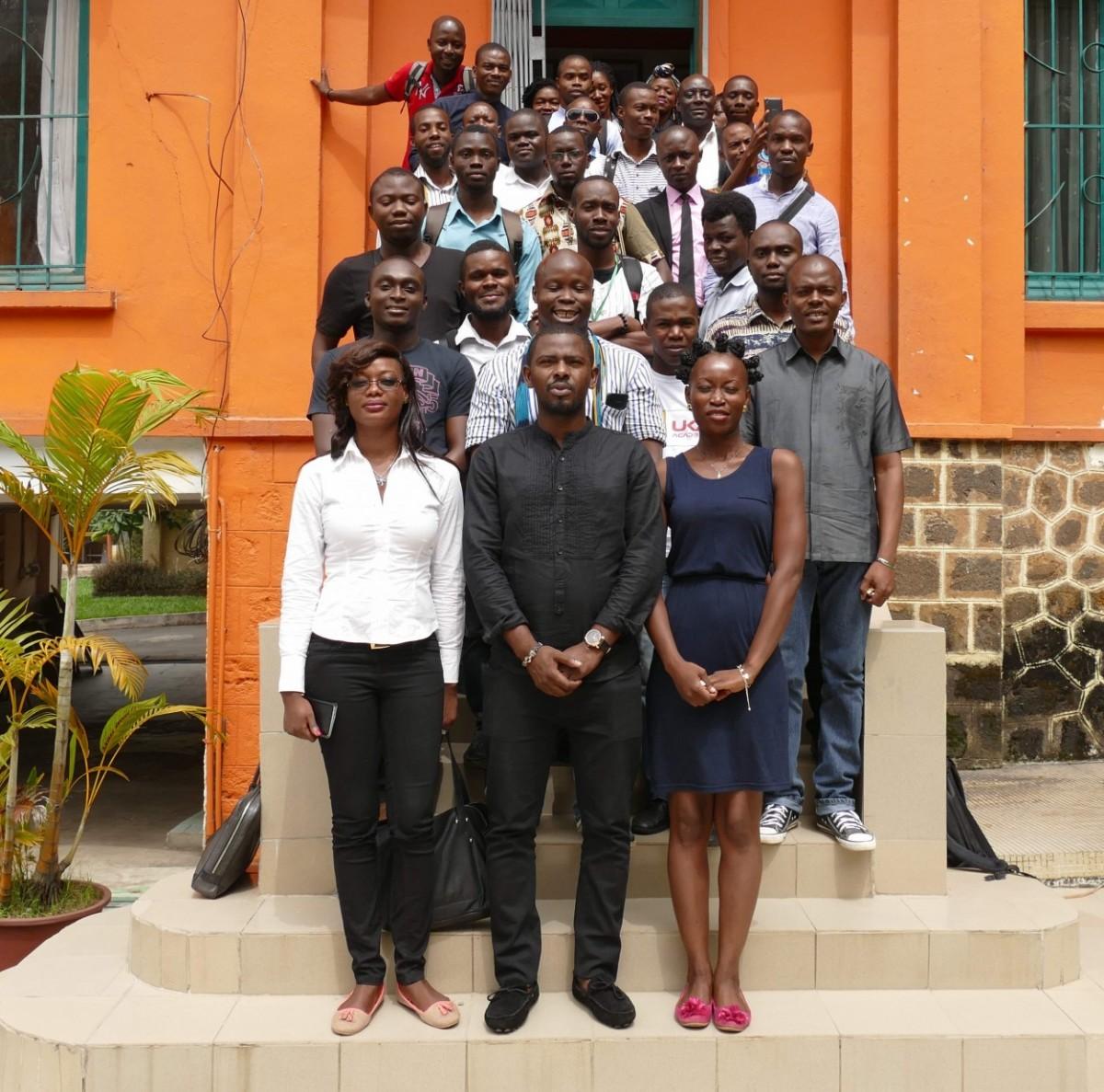 Lesblogueursde Côte d'Ivoire se dotent d'une nouvelle association