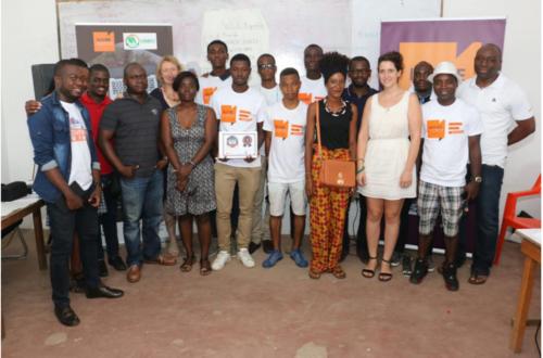 Article : HackCivPaix: Des jeunes Ivoiriens développent des applications innovantes au cours d'un Hackathon de 48h