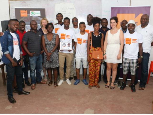 HackCivPaix: Des jeunes Ivoiriens développent des applications innovantes au cours d'un Hackathon de 48h
